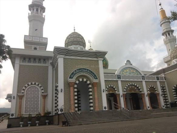 masjid agung pacitan