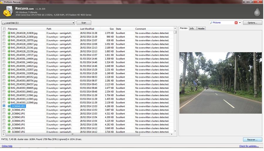 mengembalikan file terhapus dengan recuva (6)