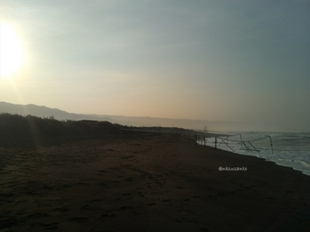 sunrise jembatan parangtritis dan pantai depok (181)