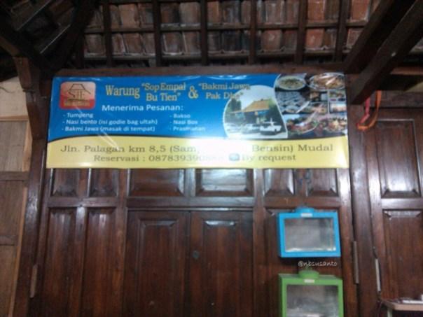 kuliner bakmi jawa pak dhe jalan palagan yogyakarta (13)
