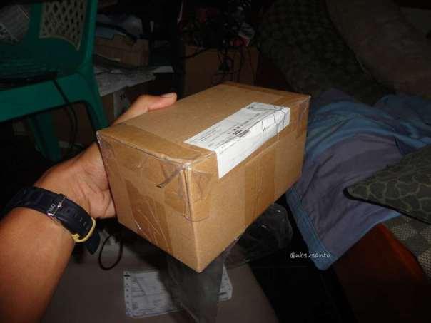 packaging barang kiriman jakartanotebook