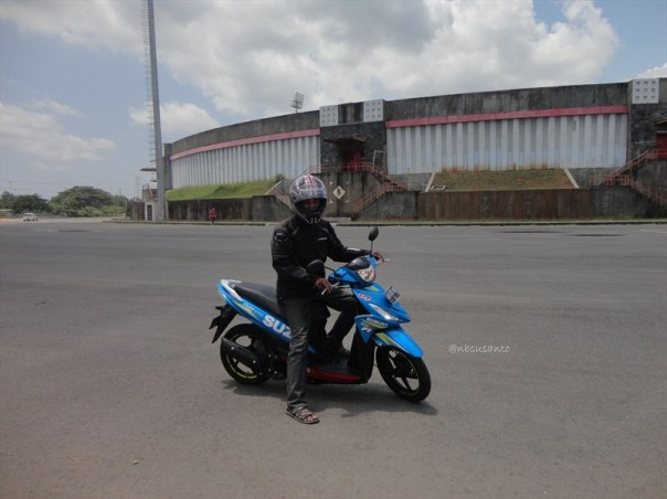test ride suzuki address (2)