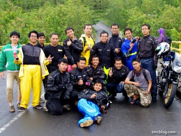 foto dari tmcblog.com saat tmcblog bersama koboys riding ke pacitan
