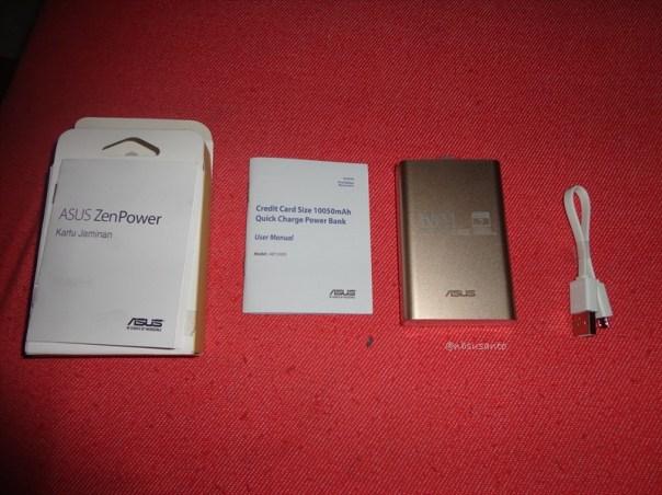 unboxing asus zenpower 10050 mAh seukuran kartu kredit (13)