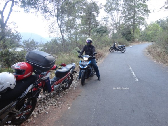 berkenalan dan test ride Yamaha MX King 150 (1)