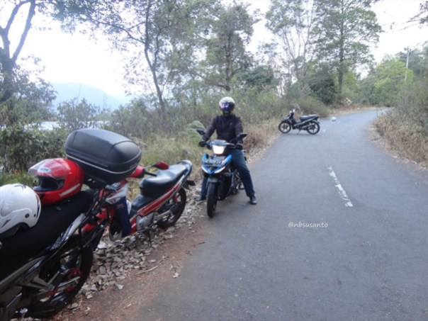 berkenalan dan test ride Yamaha MX King 150 (1)