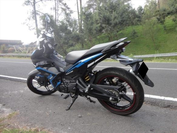 berkenalan dan test ride Yamaha MX King 150 (11)