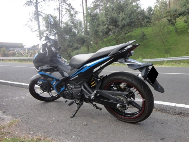 berkenalan dan test ride Yamaha MX King 150 (11)