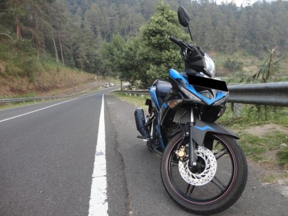 berkenalan dan test ride Yamaha MX King 150 (13)