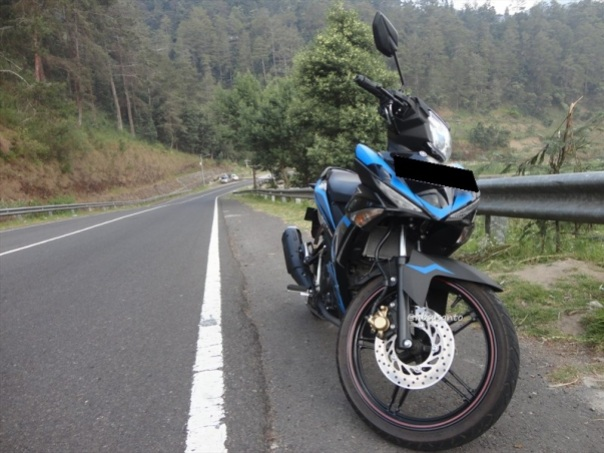 berkenalan dan test ride Yamaha MX King 150 (13)