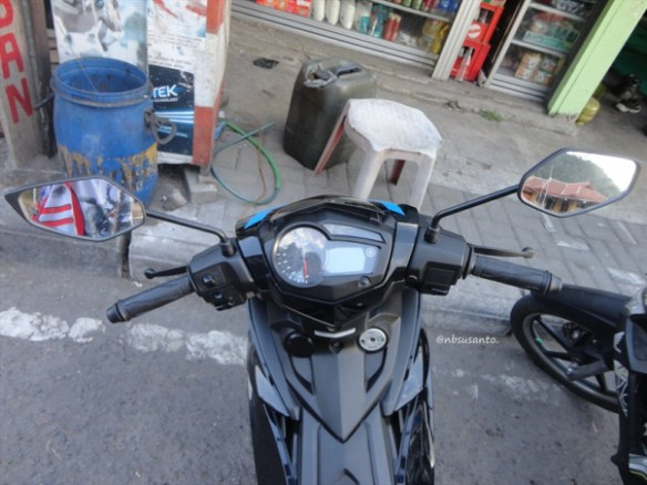 berkenalan dan test ride Yamaha MX King 150 (18)