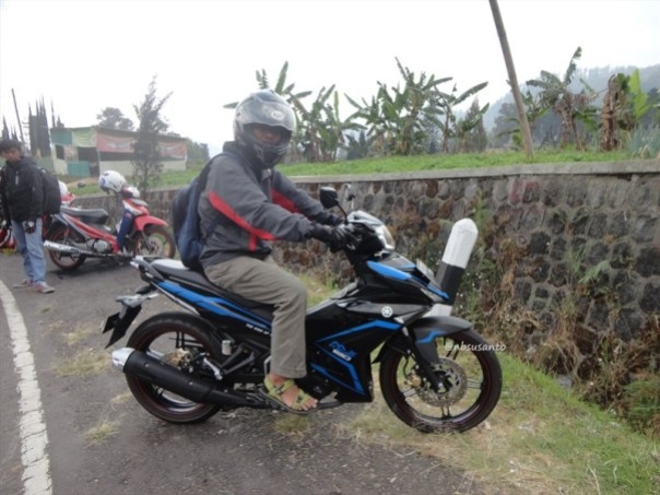 berkenalan dan test ride Yamaha MX King 150 (8)