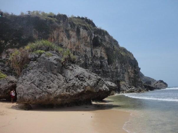 pantai ngrumput, gunungkidul (17)