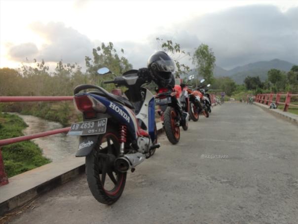 sunset riding - blusukan pegunungan menoreh kulonprogo (1)