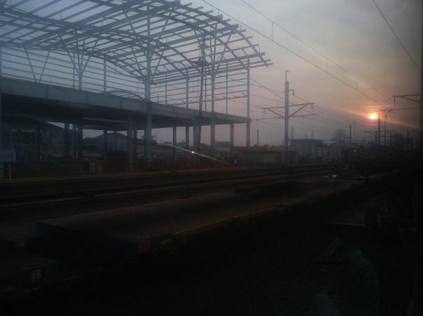 kereta api bogowonto lempuyangan - pasar senen (2)