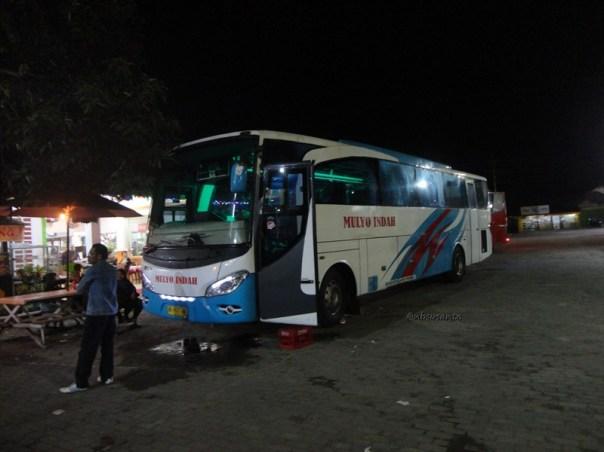 bus PO Mulyo Indah kelas VIP Yogya ke Jakarta (10)
