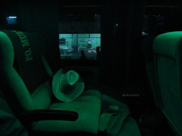 bus PO Mulyo Indah kelas VIP Yogya ke Jakarta (6)