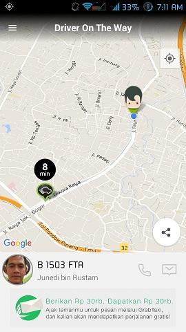 tarif naik grab taxi di jakarta di pagi hari (2)