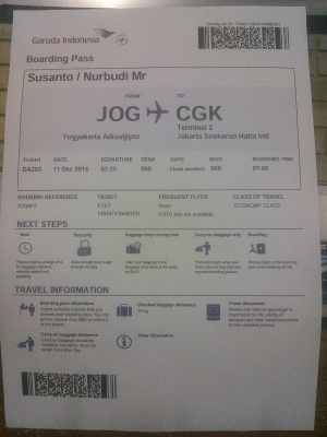 boarding pass garuda