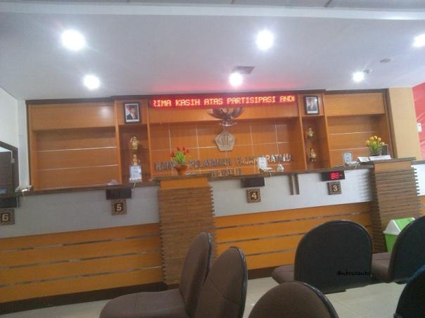 kantor pajak pratama bantul