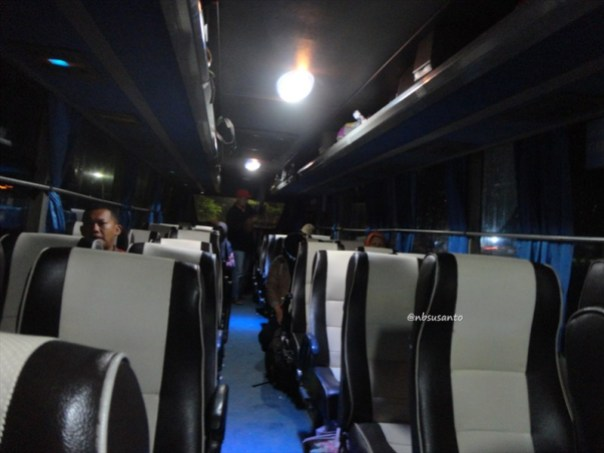 PO Damri Ekonomi AC Yogya - Jakarta (1)