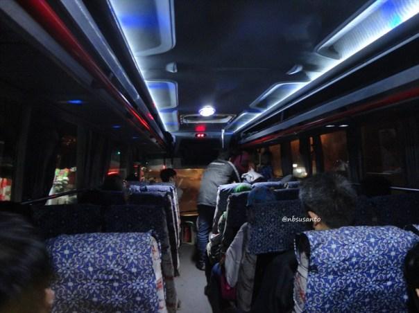 PO Primajasa Jakarta - Tasik AC Ekonomi tarif 60 ribu rupiah (7)
