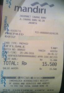 bayar indomaret dengan e-money