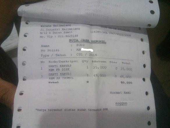 mahalnya servis di bengkel resmi (2)